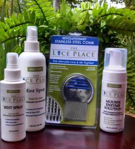 Frisco Lice Treatment Products