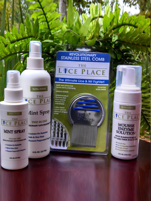 Lice Removal Products in Spring Hill