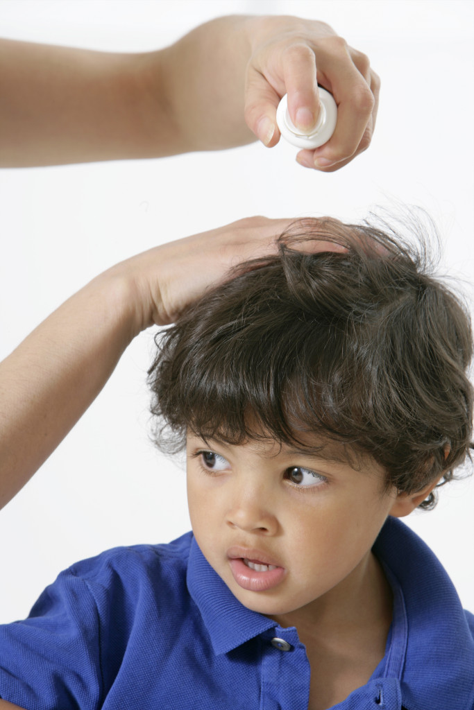 Lice Treatment in White House